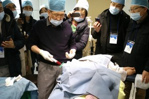 대한줄기세포치료학회 SVF Live Surgery Workshop _ 20180114